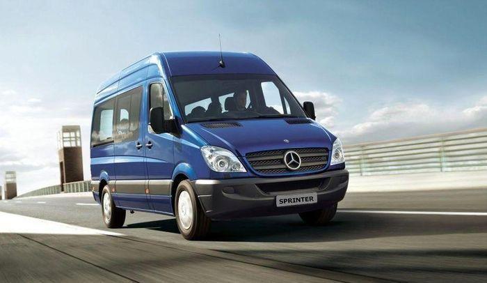 Ремонт кардана Mercedes-Benz Sprinter