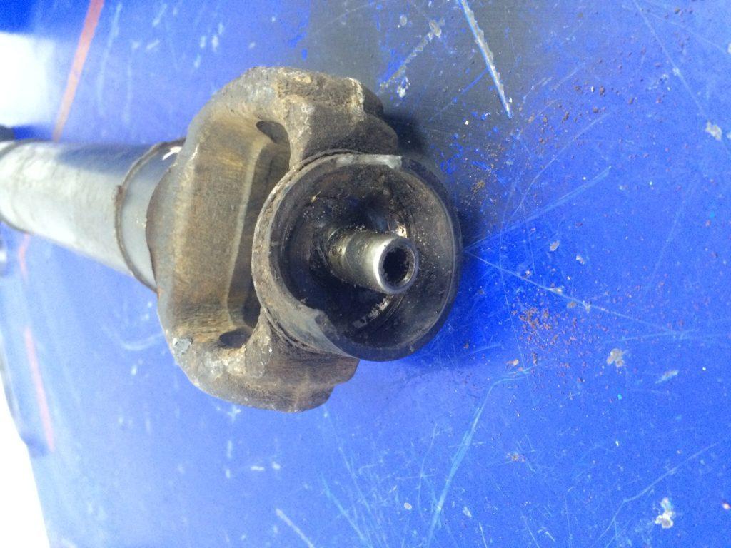 land rover discovery, ленд ровер дискавери, ремонт карданного вала, ремонт кардана, шлицевая пара, балансировка, Брянск