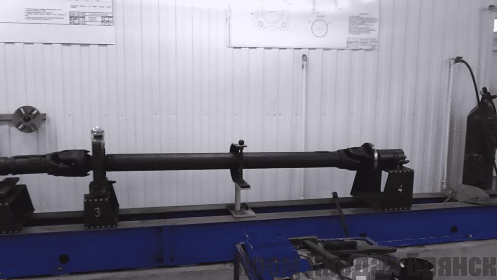 ремонт шлицевой пары карданного вала