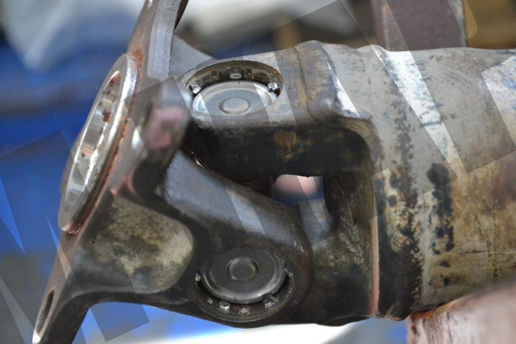 Ремонт карданного вала Lexus RX300