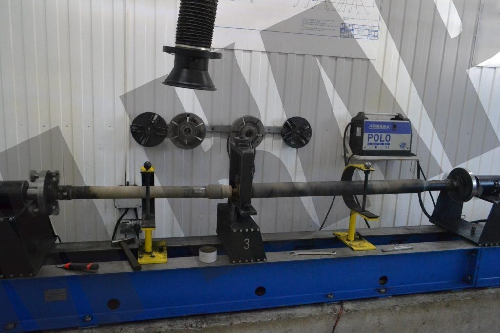 Удлинение, укорачивание и усиление карданного вала