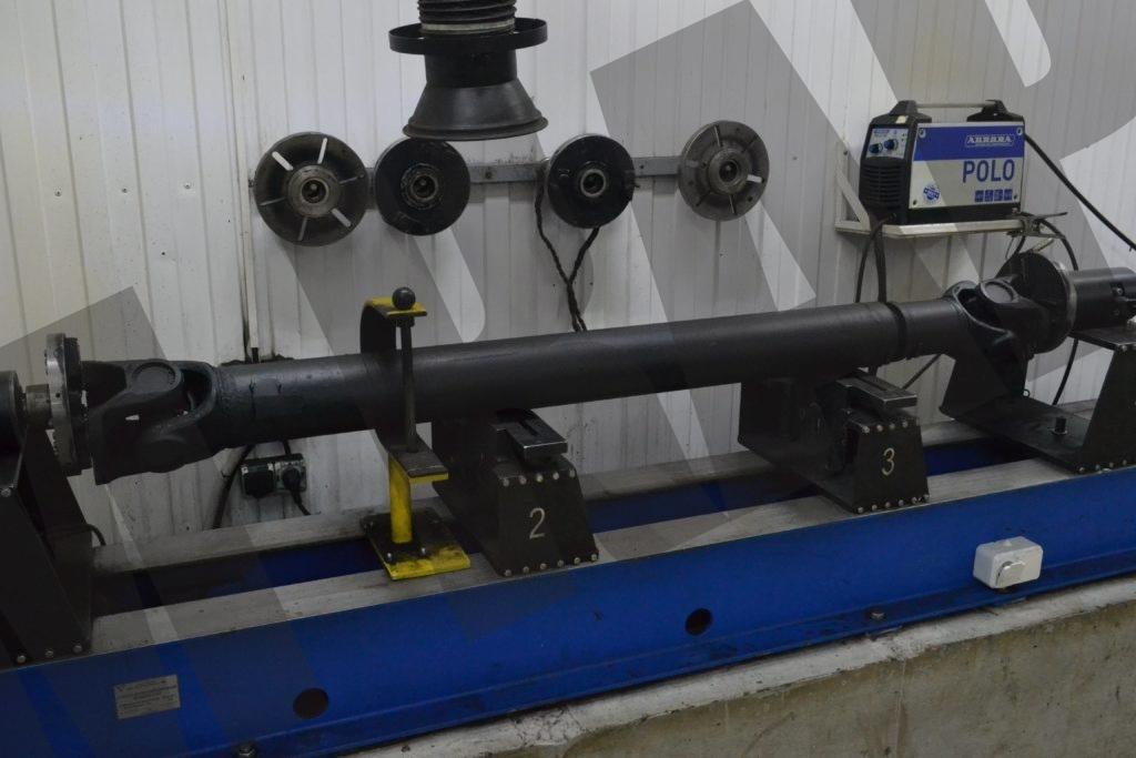 Ремонт карданного вала Iveco Stralis