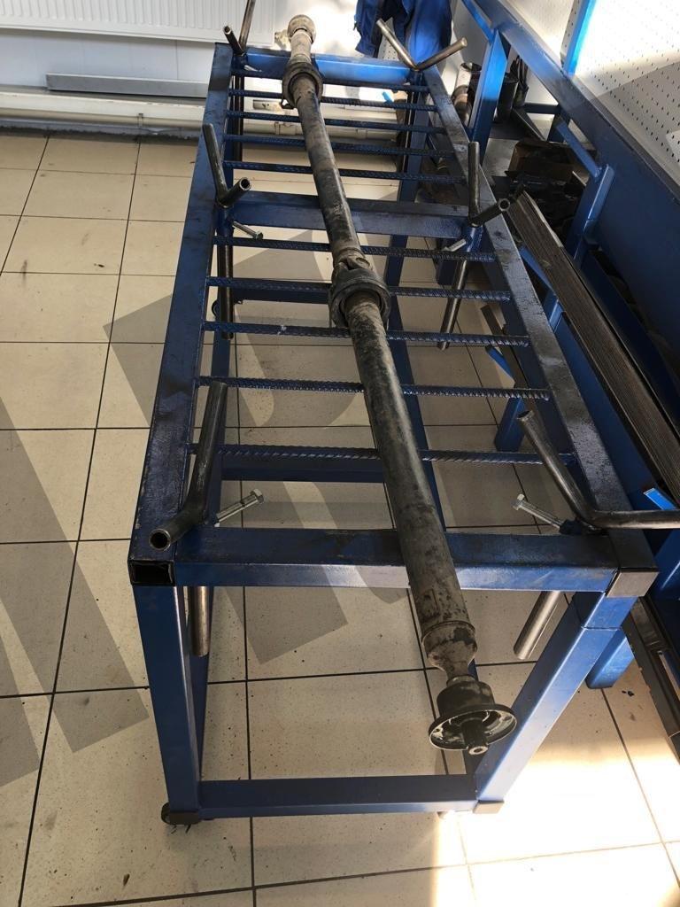 Укорачивание, удлинение и усиление кардана