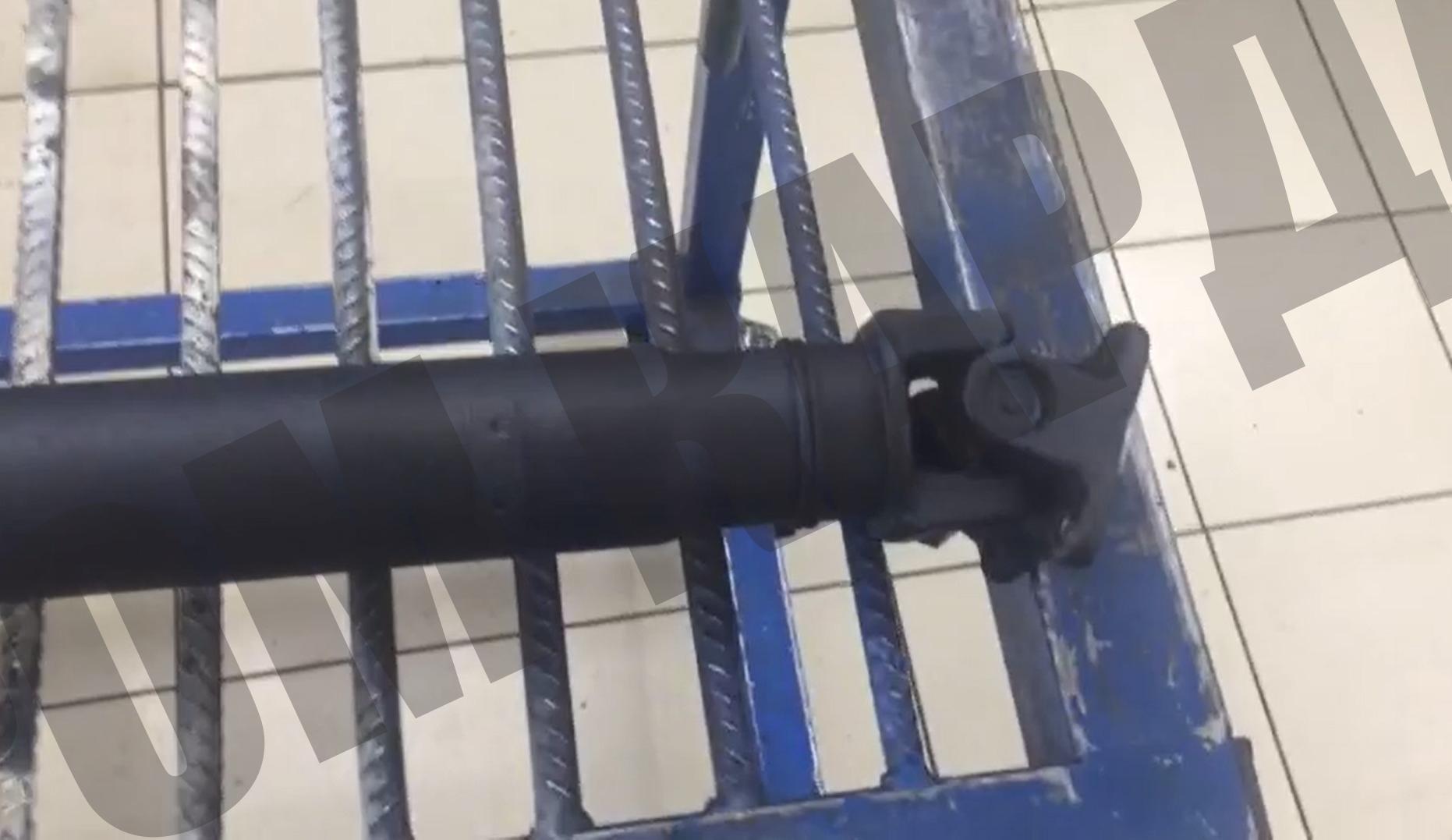 Ремонт карданного вала Honda CR-V